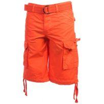 Biaggio - Short bermuda Fandas b org bermuda Orange 79163