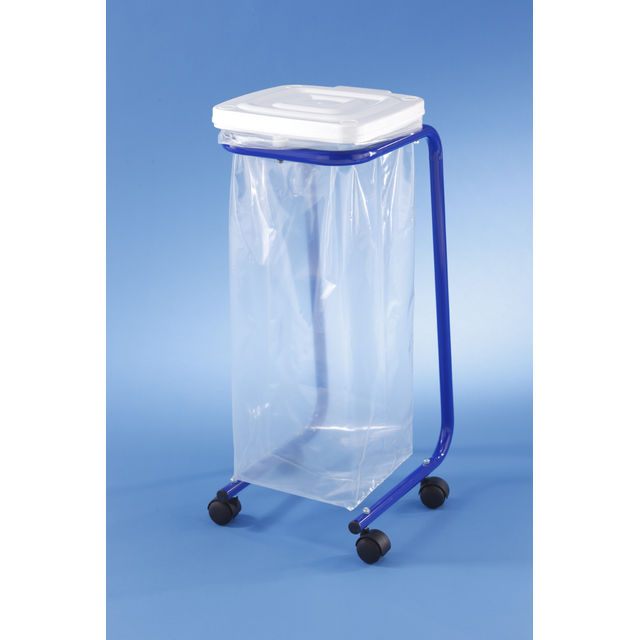 Support sac poubelle 400 litres sans roulettes Mottez B015C400GR