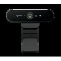LOGITECH - Webcam 4K Ultra HD avec RightLight™ 3 avec image HDR