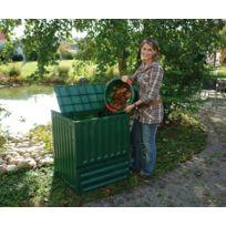 Dedans Dehors - Composteur Garantia Eco-King 400L Vert