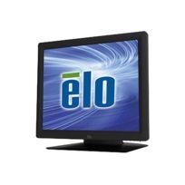 Elo TouchSystems - Elo Desktop Touchmonitors 1717L AccuTouch Zero-Bezel - Écran Led - 17'' - écran tactile - 1280 x 1024 - 250 cd m² - 800:1 - 5 ms - Vga - noir