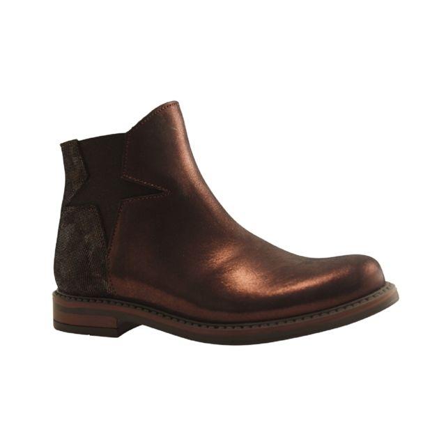 Bellamy lucie-boots-bronze