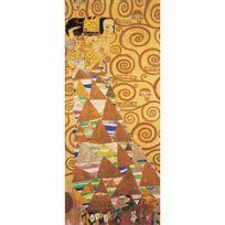 Editions Ricordi - Puzzle panoramique 1000 pièces : L'attente, Gustav Klimt