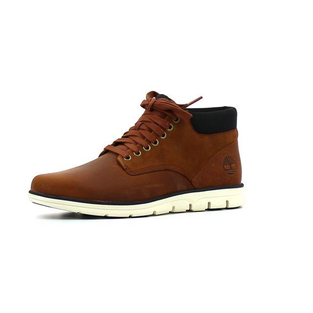 Timberland Chaussures Bradstreet Ville Marron Chukka De Baskets rrnWURA