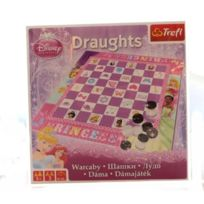 Disney - Princess pour enfants Board Game Jeu de Dames