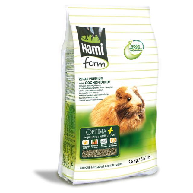 Hamiform Repas Premium Optima+ pour Cochon d'Inde 2,5Kg
