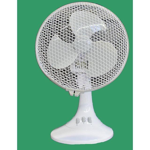 Carrefour Home Ventilateur De Table Hdf740 15 Pas Cher Achat