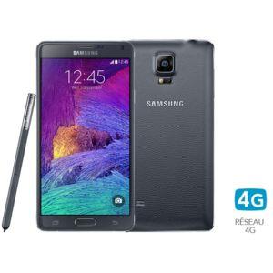 Samsung - Galaxy Note 4 noir