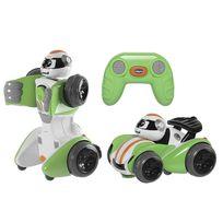Chicco - Robot transformable radiocommandé : Robo