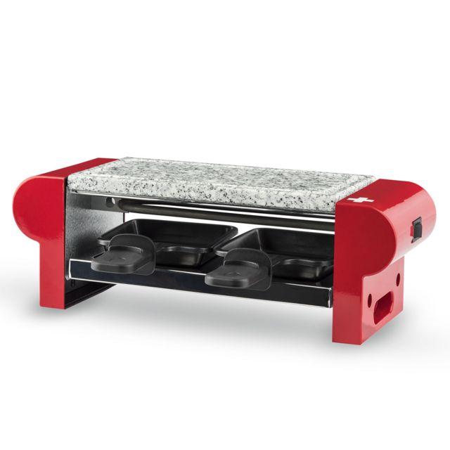 H.Koenig Raclette/Pierre à griller 2 pers RP2