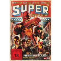 Koch Media GmbH - Dvd - Dvd Dvd Super 8-SHUT Up Crime! IMPORT Allemand, IMPORT Dvd - Edition simple