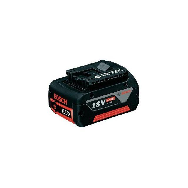Bosch - Batterie 2607336815 Li-ion 18 V 4,0 Ah