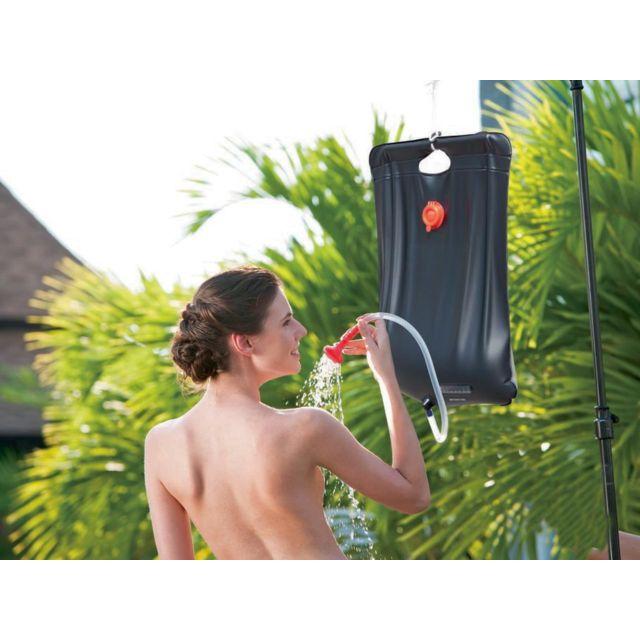 Best Way - Douche solaire Bestway Douche solaire solar pro Noir 80583