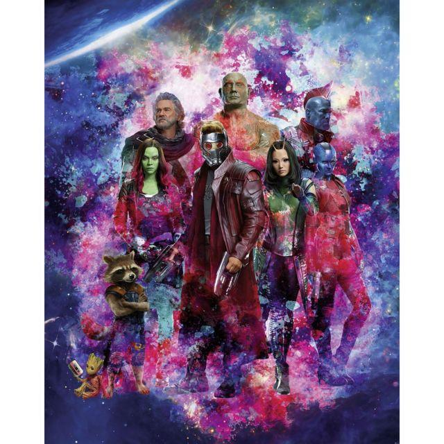 Komar Poster Xxl Panoramique Les Gardiens De La Galaxie 2 Super