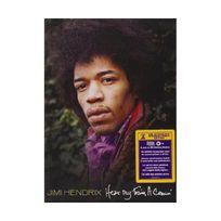 Legacy - Jimi Hendrix - Hear my train a comin