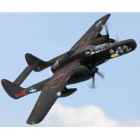 DYNAM - P-61 Black Widow Twin 1500mm PNP