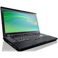 ThinkPad T520 - QWERTY - Intel Core i7 2620M 2.7 Ghz - RAM 8 Go - HDD 250Go - DVD+/-RW - Ecran 15.6 - Windows 10 Home 64 bits