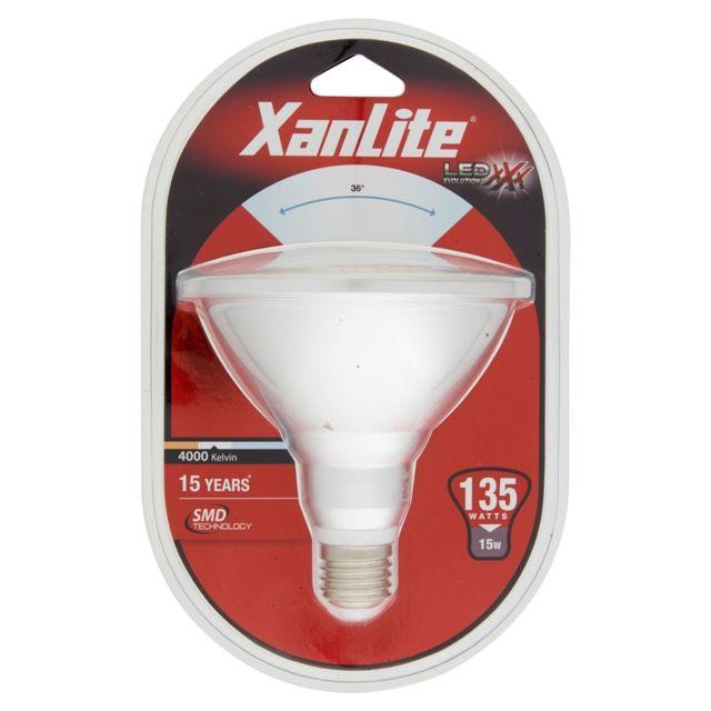 Xanlite   Ampoule Led Par38   CuLot E27   Classique