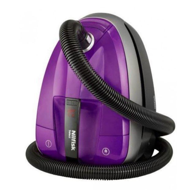 nilfisk aspirateur avec sac select comfort parquet acaa achat aspirateur avec sac silencieux. Black Bedroom Furniture Sets. Home Design Ideas