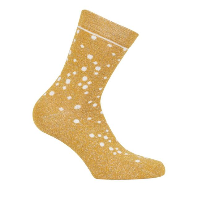 9eb027a6834 Mkt - Chaussettes Georgio Moutarde 36 38 - pas cher Achat   Vente ...
