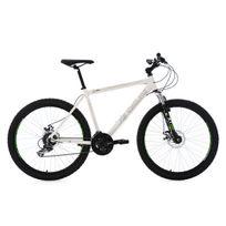Ks Cycling - Vtt semi rigide 26'' Xceed blanc Tc 49 cm