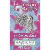 France Cartes - Cartomancie - Le langage des Runes