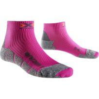 X-socks - Xsocks Run Discovery 2.1 Fuschia Chaussettes running xsocks