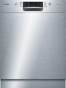Bosch LAVE VAISSELLE 60 SS PLAN INOX SMU46MS03E