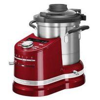 Kitchenaid - robot cuiseur multifonction 4.5l 1500w pomme d'amour - 5kcf0104eca