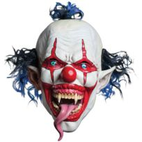 Masque Latex Clown Tueur Halloween