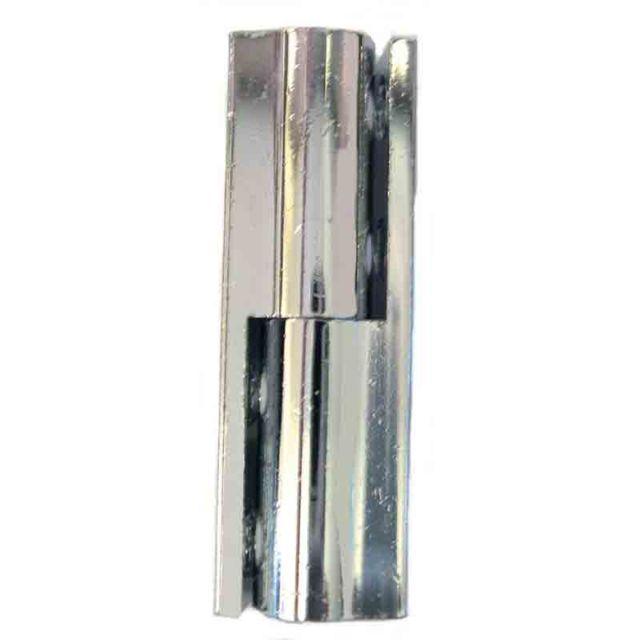 Bg nexus FBS52-screwless plaque en acier brossé switched fused éperon avec néon