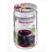 Westmark - Pot à Confiture En Verre 72 Cl