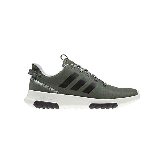 Pas Chaussures Tr Kaki Vert Cher Neo Adidas Racer Cf Noir n0wP8Ok