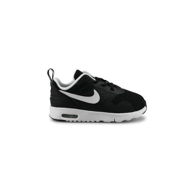 Nike - Air Max Tavas Bebe Noir 21 - pas cher Achat / Vente Baskets enfant - RueDuCommerce