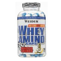 Weider Global Nutrition - Weider Acides aminés Whey Amino caps 280 gélules