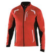 Briko - Mito Jacket Rouge Vest de ski de fond homme