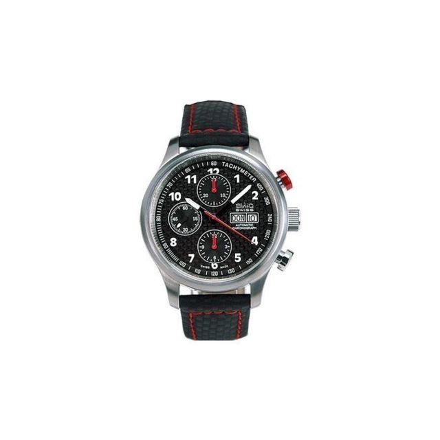 Armband- & Taschenuhren Saint Honore Herrenuhr Carrousel Automatik 880050 3arat