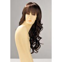 World Wigs - Perruque Longue Zara Chatain