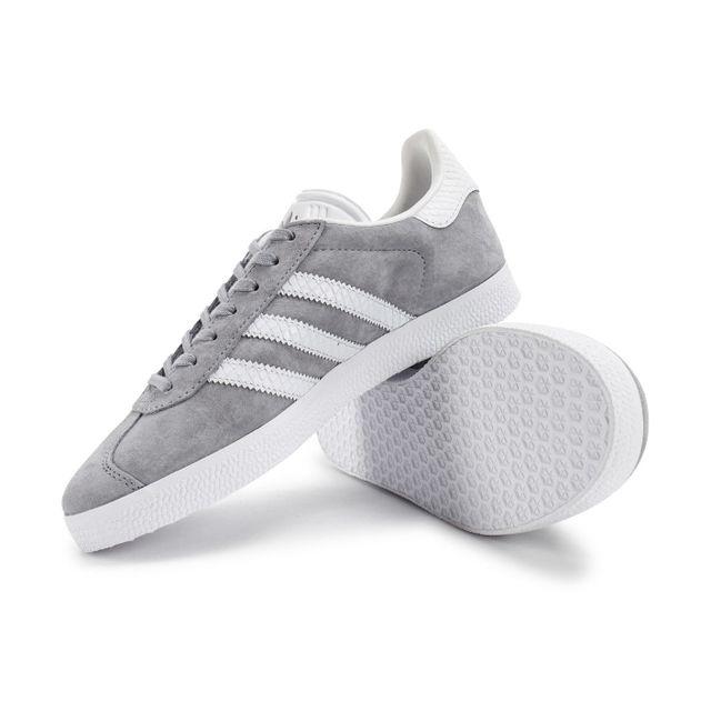 Adidas Gazelle Grise Pas Cher