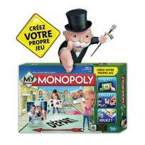 HASBRO GAMING - Jeu de Plateau - My Monopoly - A85951010