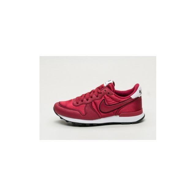 Rouge Age Internationalist Nike Heat W AdulteCouleur m0Nvwyn8O