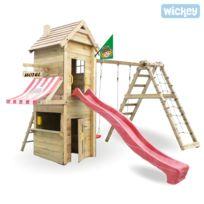 Wickey - Portique de jeux Mindys Fun Hotel