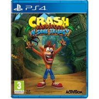 ACTIVISION - Crash Bandicoot N.Sane Trilogy - PS4