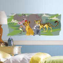 Roommates - Sticker géant Kion La Garde du Roi Lion Disney