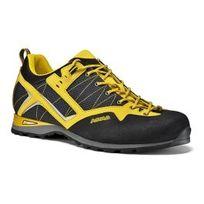 Asolo - Chaussures Magix noir jaune