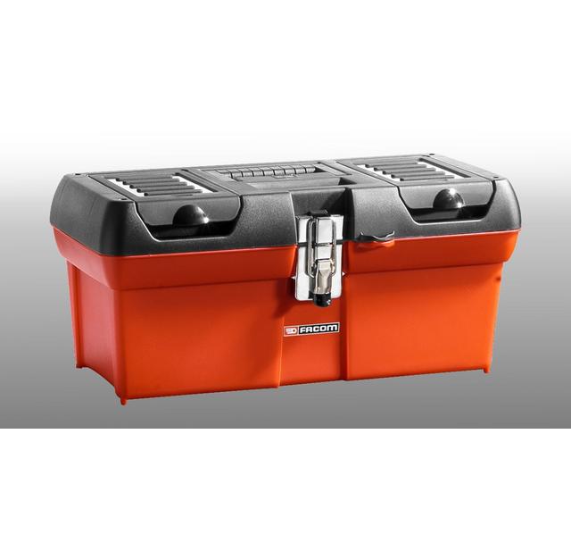 Facom Boîte à outils plastique 16/'/' fermeture automatique BP.C16NPB