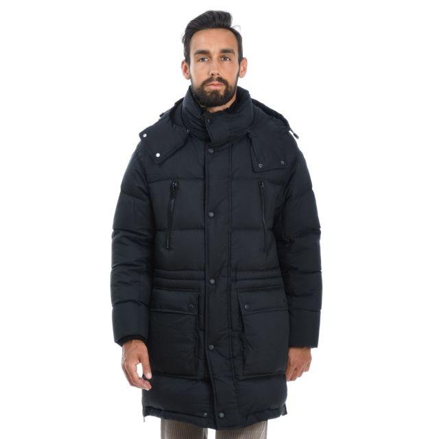 Allegri Homme Aui6CF0675101 Noir Polyester Doudoune
