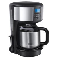 RUSSELL HOBBS - cafetière programmable isotherme 10 tasses 1000w - 20670-56