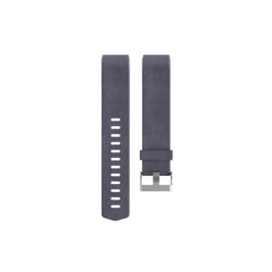 fitbit charge 2 bracelet cuir indigo l pas cher achat vente accessoires bracelet connect. Black Bedroom Furniture Sets. Home Design Ideas