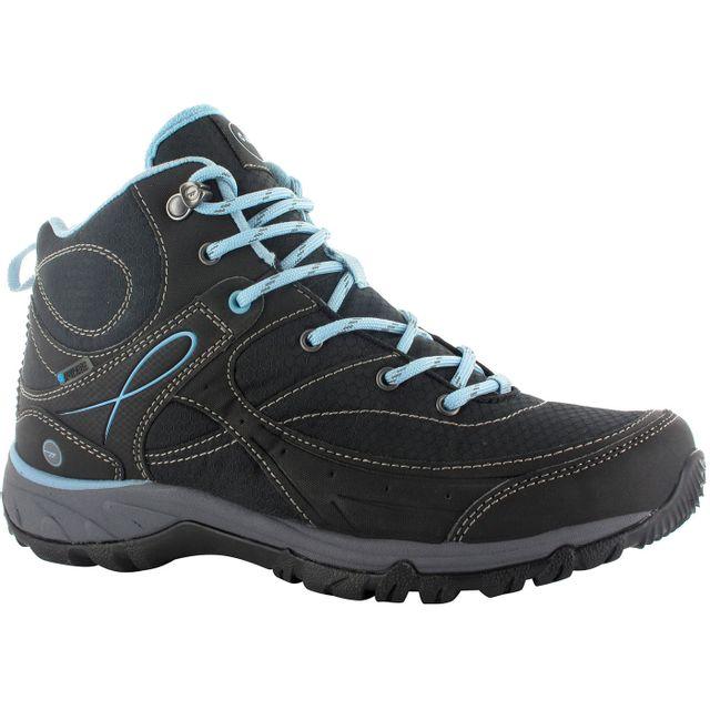 Hitec - Hi-Tec Equilibrio Bijou Mid I Wp - Chaussures - bleu/noir
